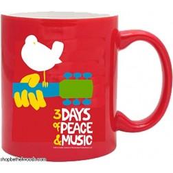Official Woodstock Mug