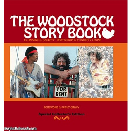 BOOK-THE WOODSTOCK STORY BOOK