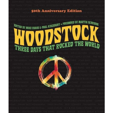 Three Days that Rocked the World - Book