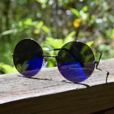 John Lennon Hippie Sunglasses - Assorted Colors