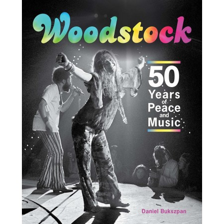 Woodstock 50 Years of Peace and Music - Book