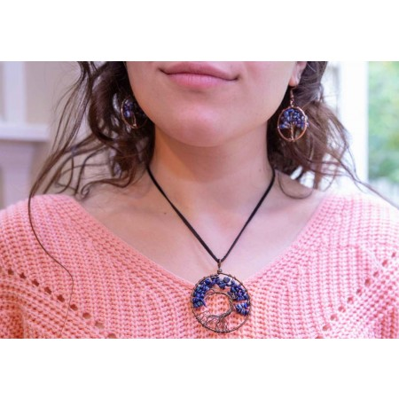 Necklace Set-Tree of Life