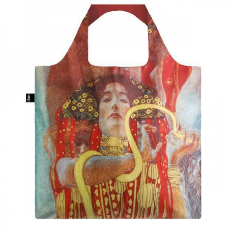 BAG-LOQI Gustav Klimt Tote Bag