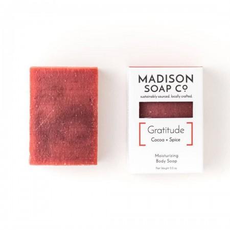 Soap - Gratitude Coco + Spice Soap