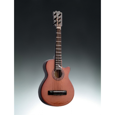 """Magnet - 4"""" Classic Guitar with Cutaway Magnet"""