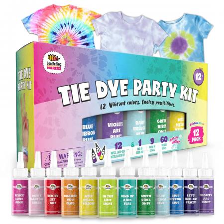 Kit - Tie Dye Party Kit
