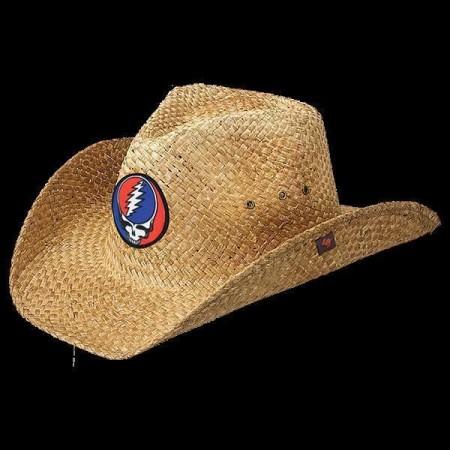 Cowboy Hat - SYF Maverick Grateful Dead Natural