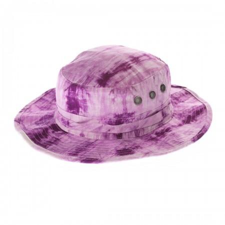 """Bucket Hat - Tie Dye """"Daniel"""" Lavender Bucket Hat"""