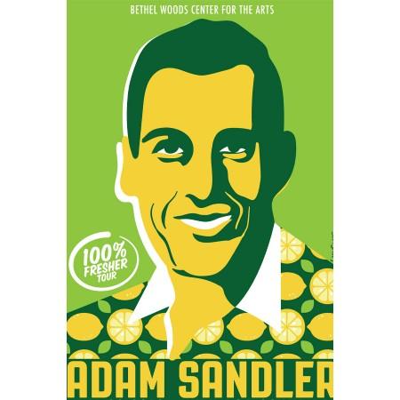 Adam Sandler Concert Poster 2019