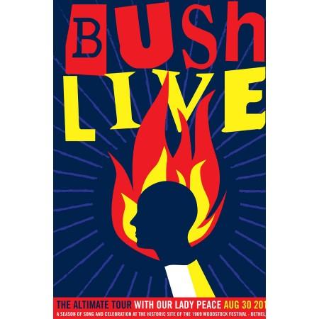 Bush Live The Altimate Tour 2019