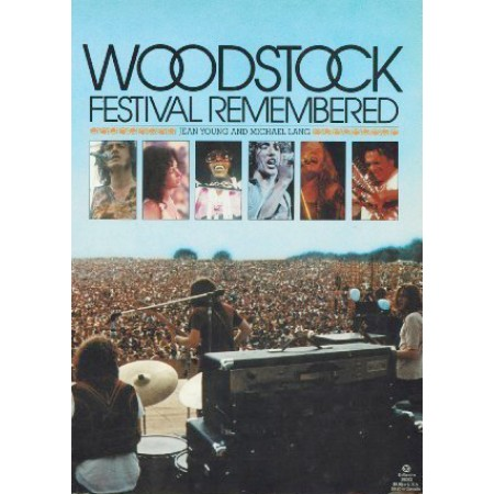 'Woodstock Festival Remembered' By Jean Young
