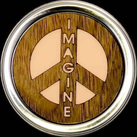 Box - Imagine Peace Sign Collectors Box