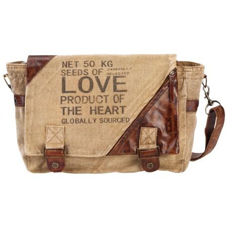 Bag - Seeds of Love Messenger Bag