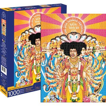 Jimi Hendrix Puzzle