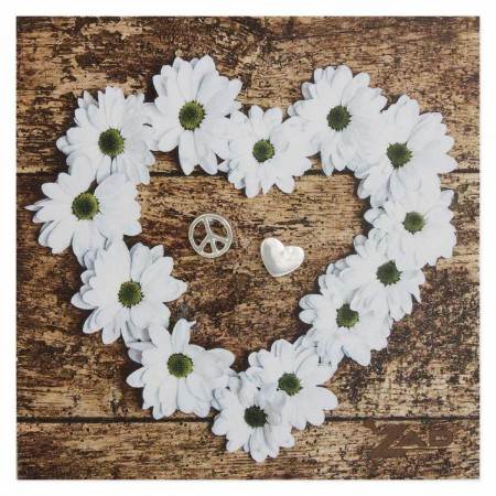 Earrings - Peace and Love Post Earrings