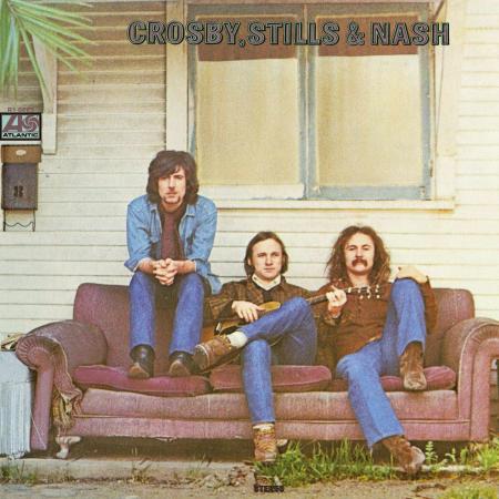 Vinyl - Crosby Stills & Nash
