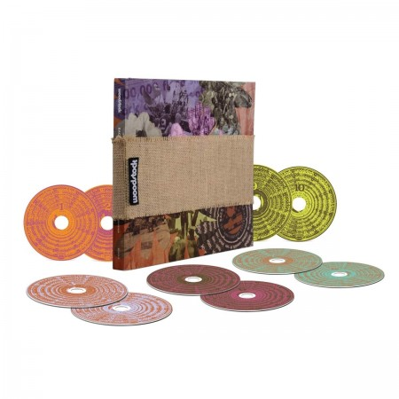 Woodstock Back to the garden 50th Anniversary 10 CD Set