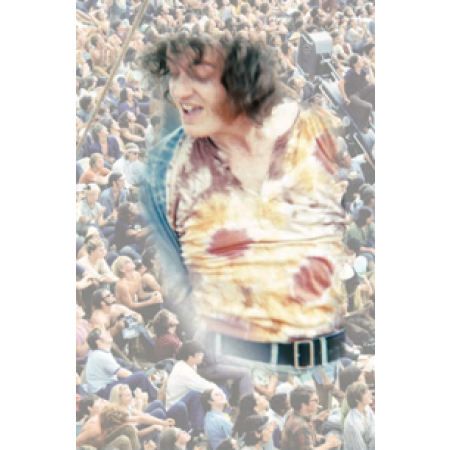 Joe Cocker: Postcard: Fine Art Musician