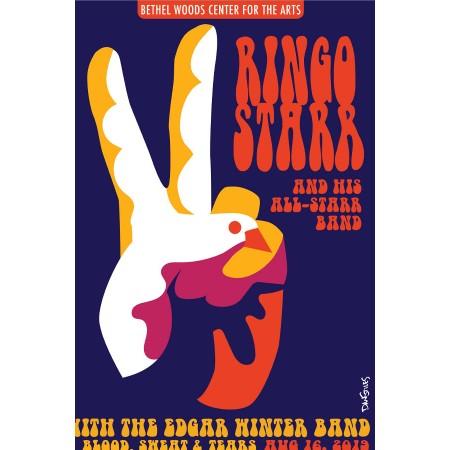 Ringo Starr Concert Poster 2019