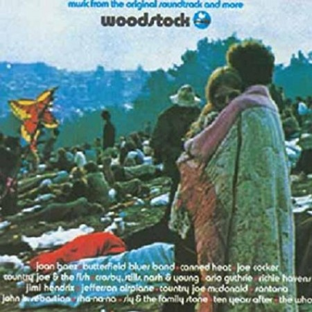 Woodstock CD: Music From The Original Soundtrack