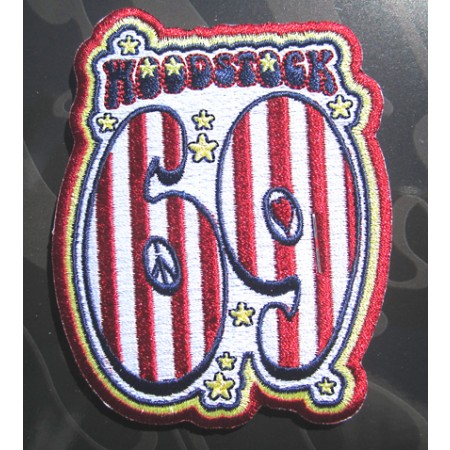 Woodstock '69 Patch