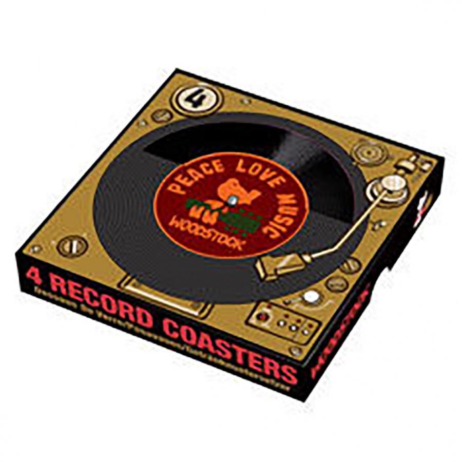 Woodstock Coaster Set Records - The Bethel Woods Museum Store