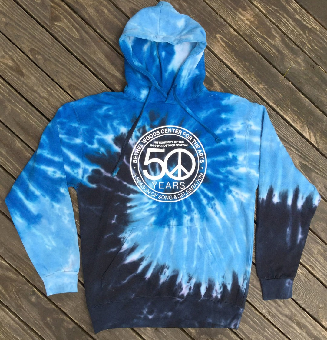 Bethel Woods 2019 Season Concert Line Up Hoodie Sweatshirt