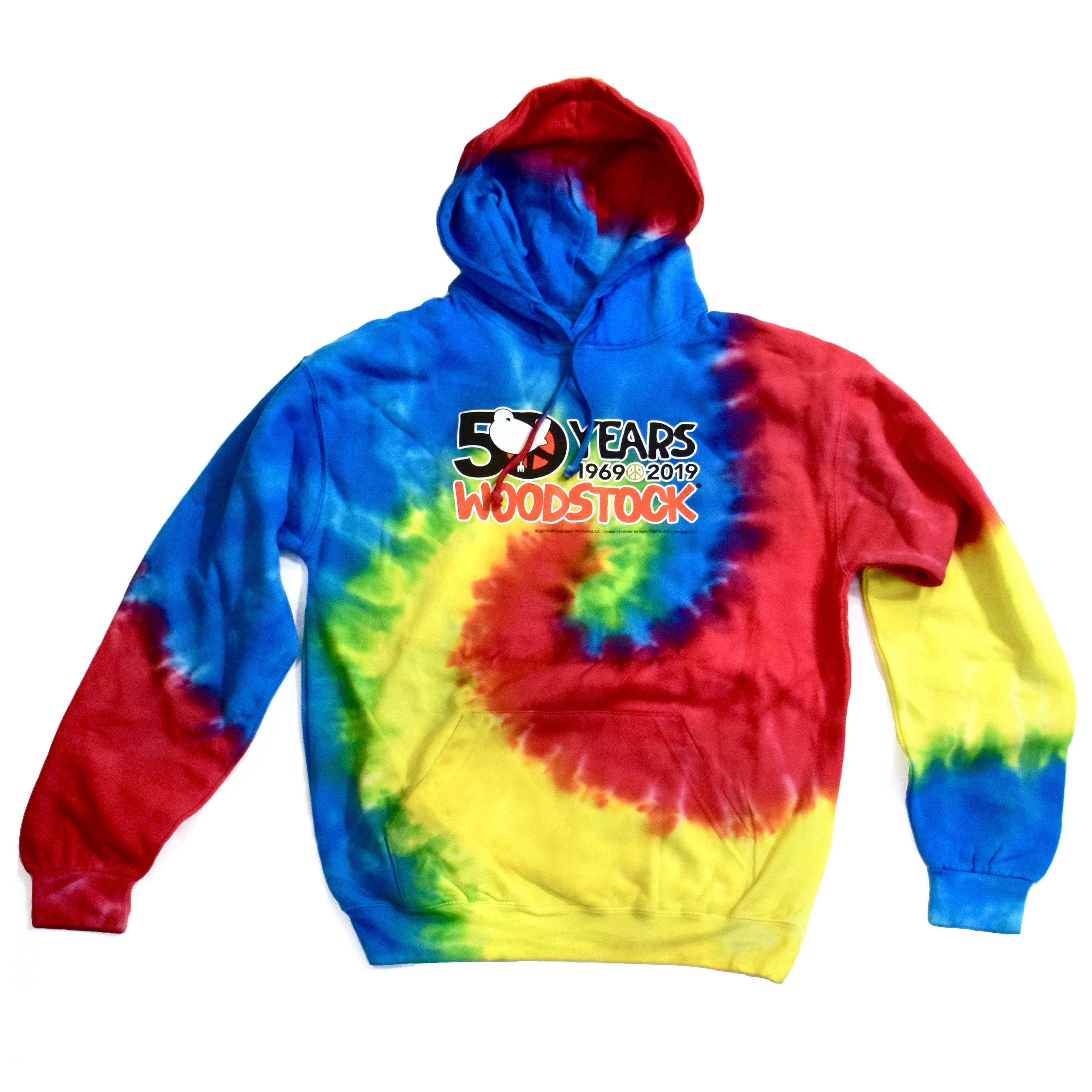 Vintage Woodstock 50th Hoody