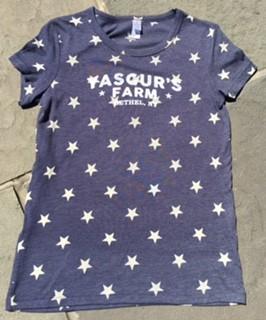 Yasgur's Farm Star Tee