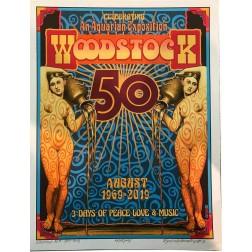 Print-David Byrd 50th Anniversary Limited Edition Print