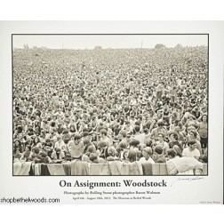 Wolman on Assignment: Baron Wolman Print