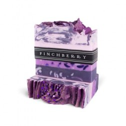 Finchberry Handcrafted Natural Soaps_Grapes of Bath