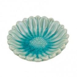 Ceramic Trinket Tray-Aqua