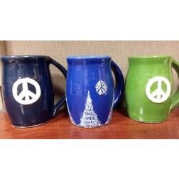 Potters Wheel Mug - Honey Hill Pottery