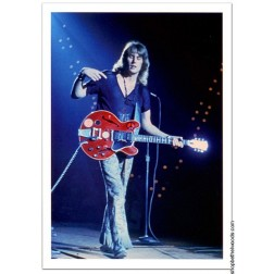 Alvin Lee/Ten Years After: Postcard: Fine Art