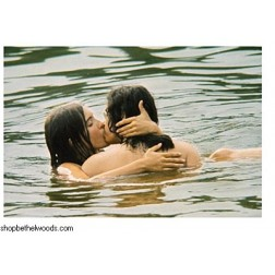 Couple in the Water: Poster