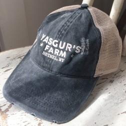 Yasgur Farm Mesh Hat