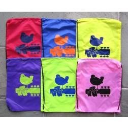 Woodstock Drawstring Bag