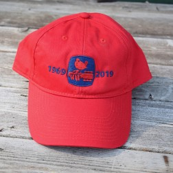 Woodstock 50th Anniversary Baseball Hat