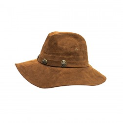 Sedona Brown Floppy hat