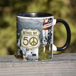 Bethel Woods Archival Mug