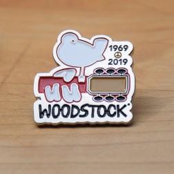 Woodstock 50th Anniversary Enamel Pin