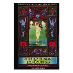 Aquarian Exposition Postcard