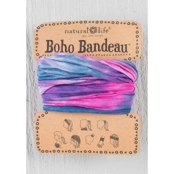 Boho Bandeaus - Tie Dye Hair Covering
