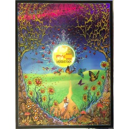 Woodstock 50th Anniversary Poster Back to the Garden