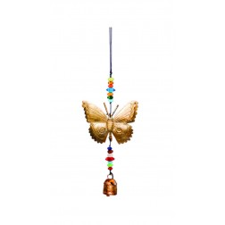 Wind Chime - Butterfly and Beads
