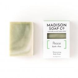 Soap - Peace Earth + Pine  Organic Soap