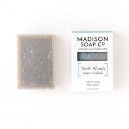Soap - North Woods Indigo + Patchouli
