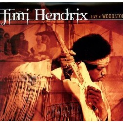 Vinyl - Jimi Hendrix Live at Woodstock