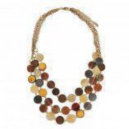 Necklace - 3 Tier Omala Collection Necklace